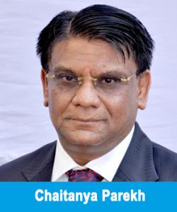Chaitanya Parekh